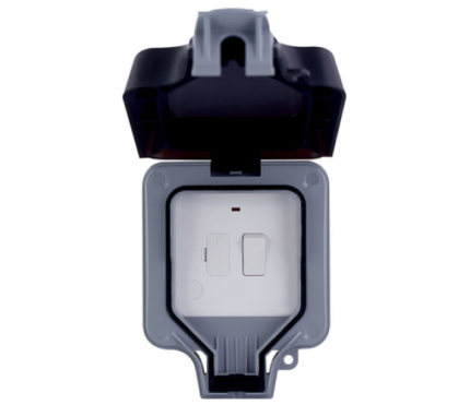 External Switched Fused Spur IP66